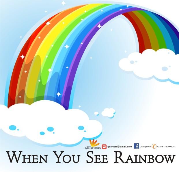 rainbow george