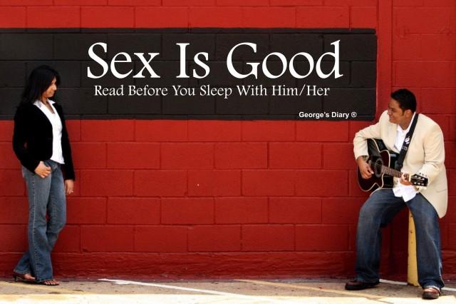 sex is good