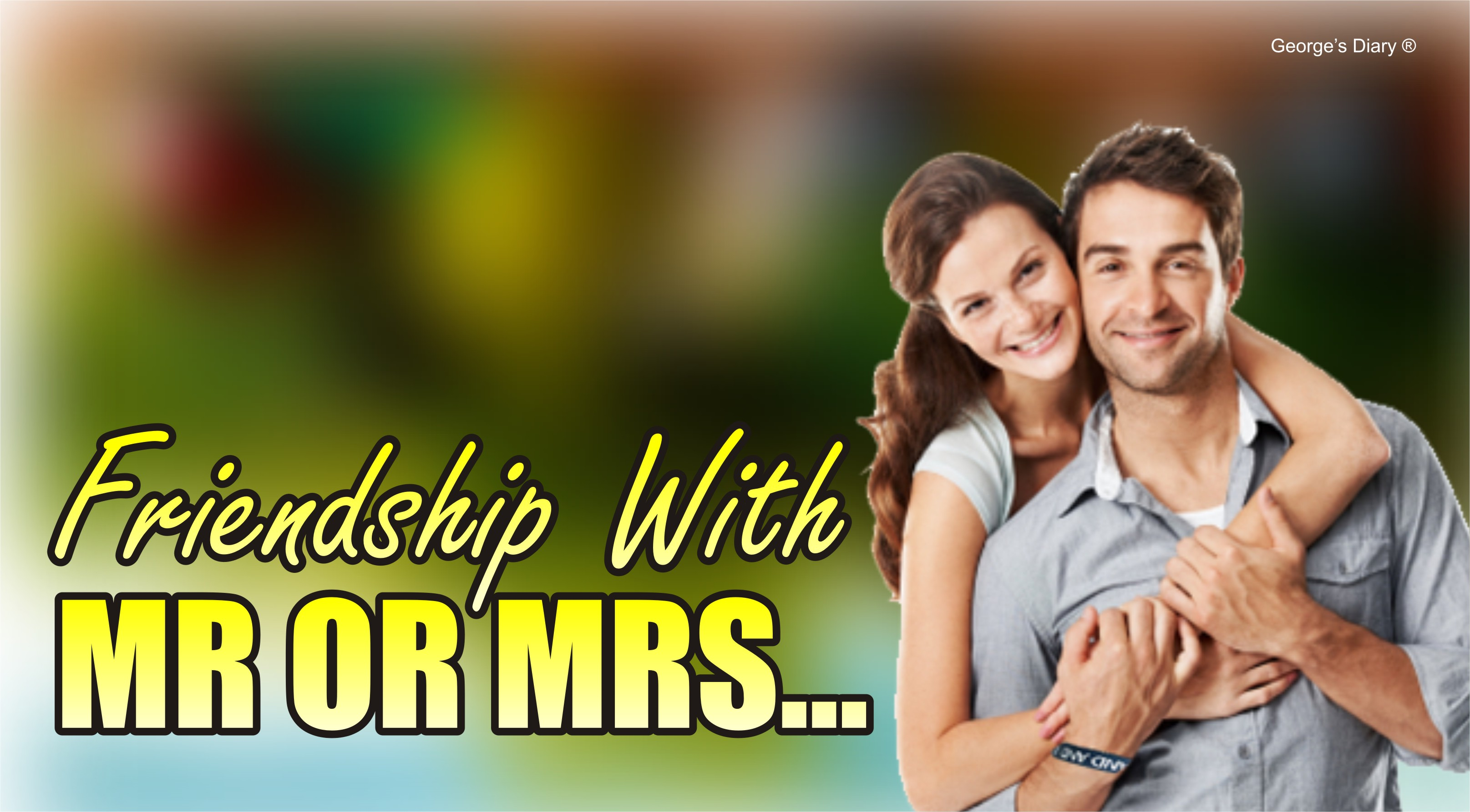 MR OR MRS