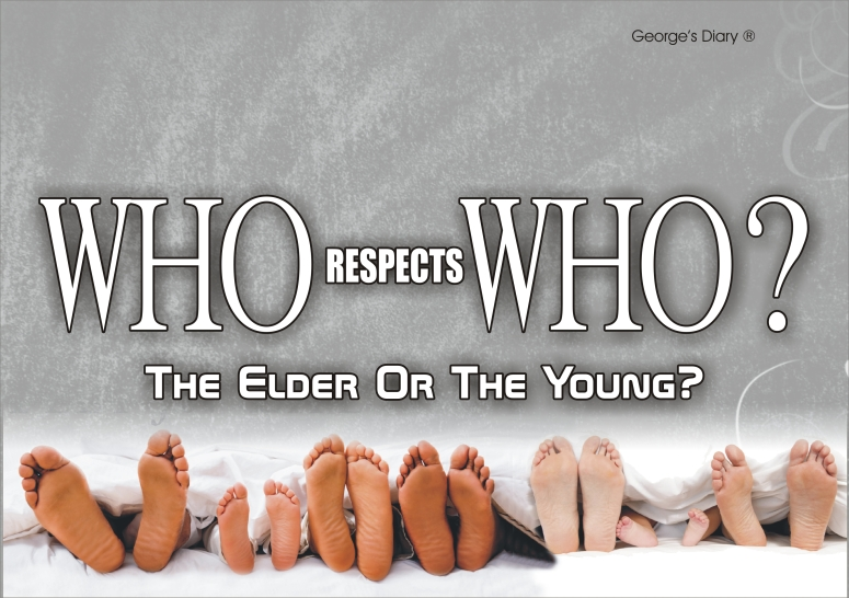 Who respects who