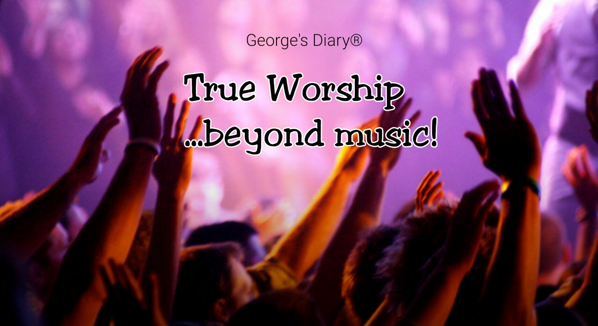True Worship... beyond music!