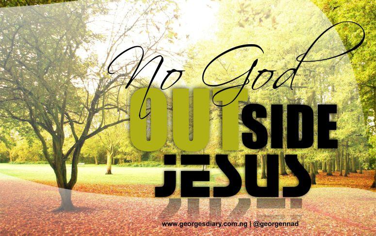 OUTSIDE JESUS
