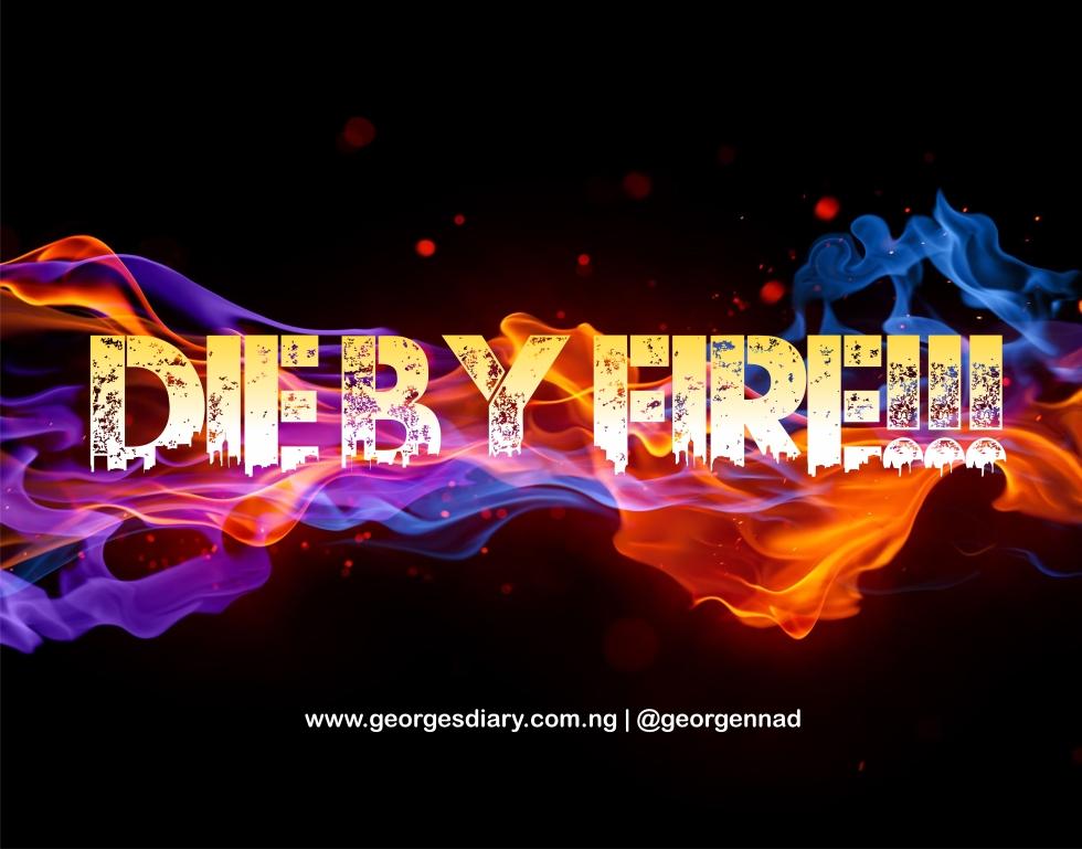 DIE BY FIRE