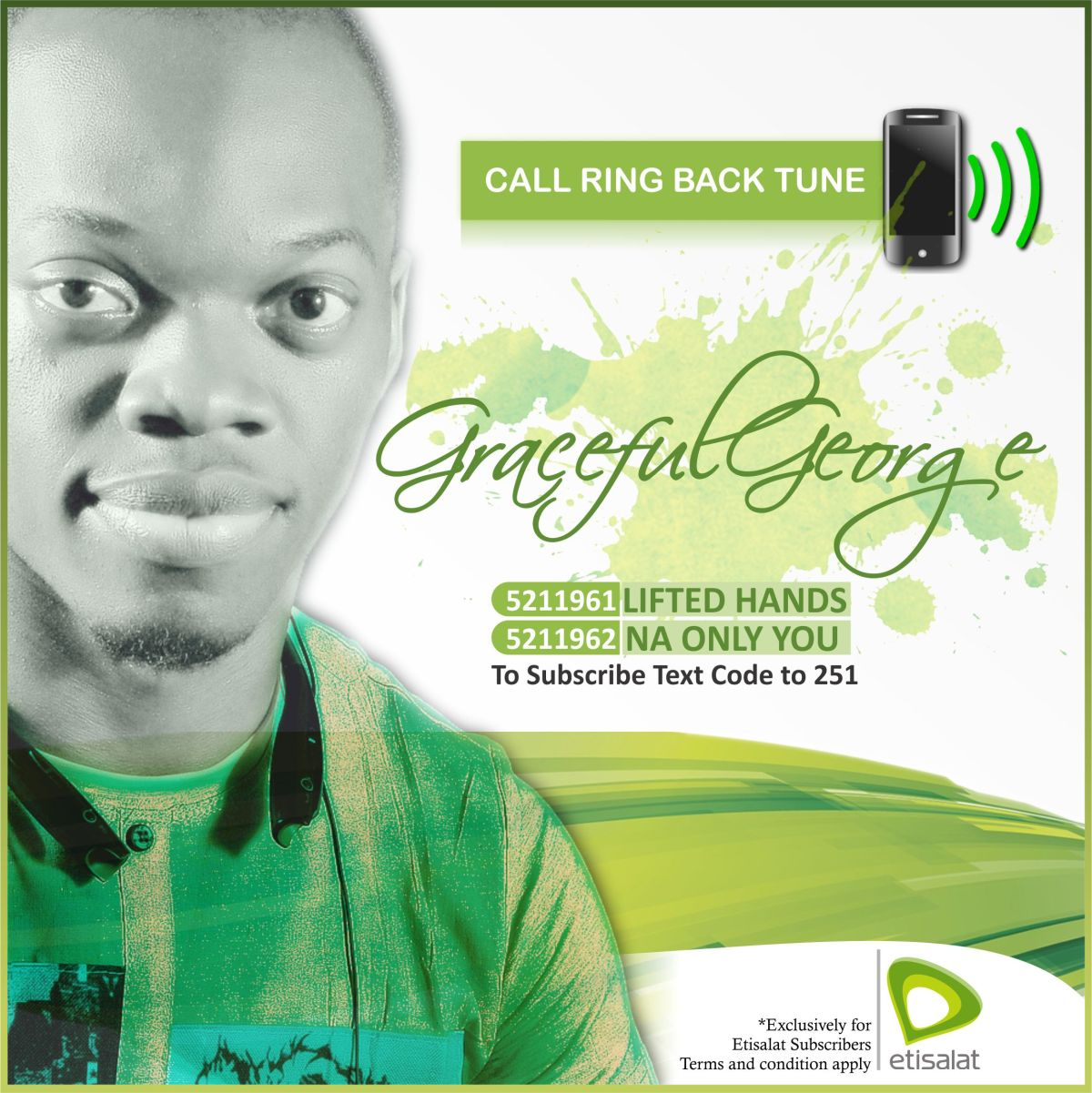 CALLERTUNE ON ETISALAT NIGERIA