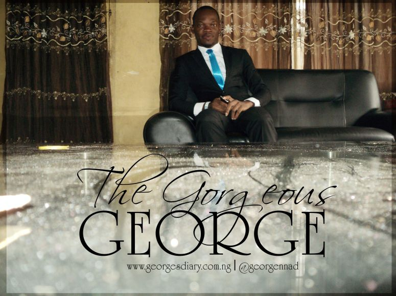 THE GORGEOUS GEORGE