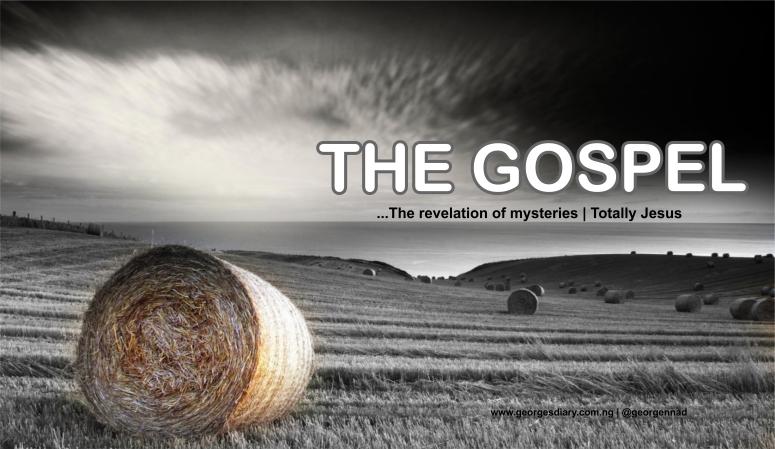 THE GOSPEL ART