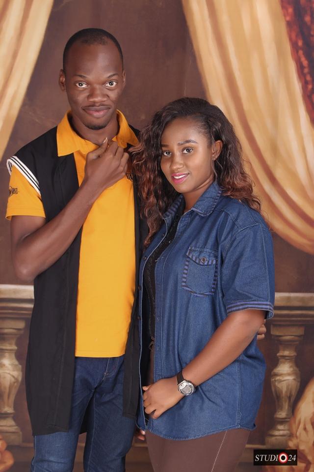 Onyedikachukwu George Nnadozie with Wisdom Oruche