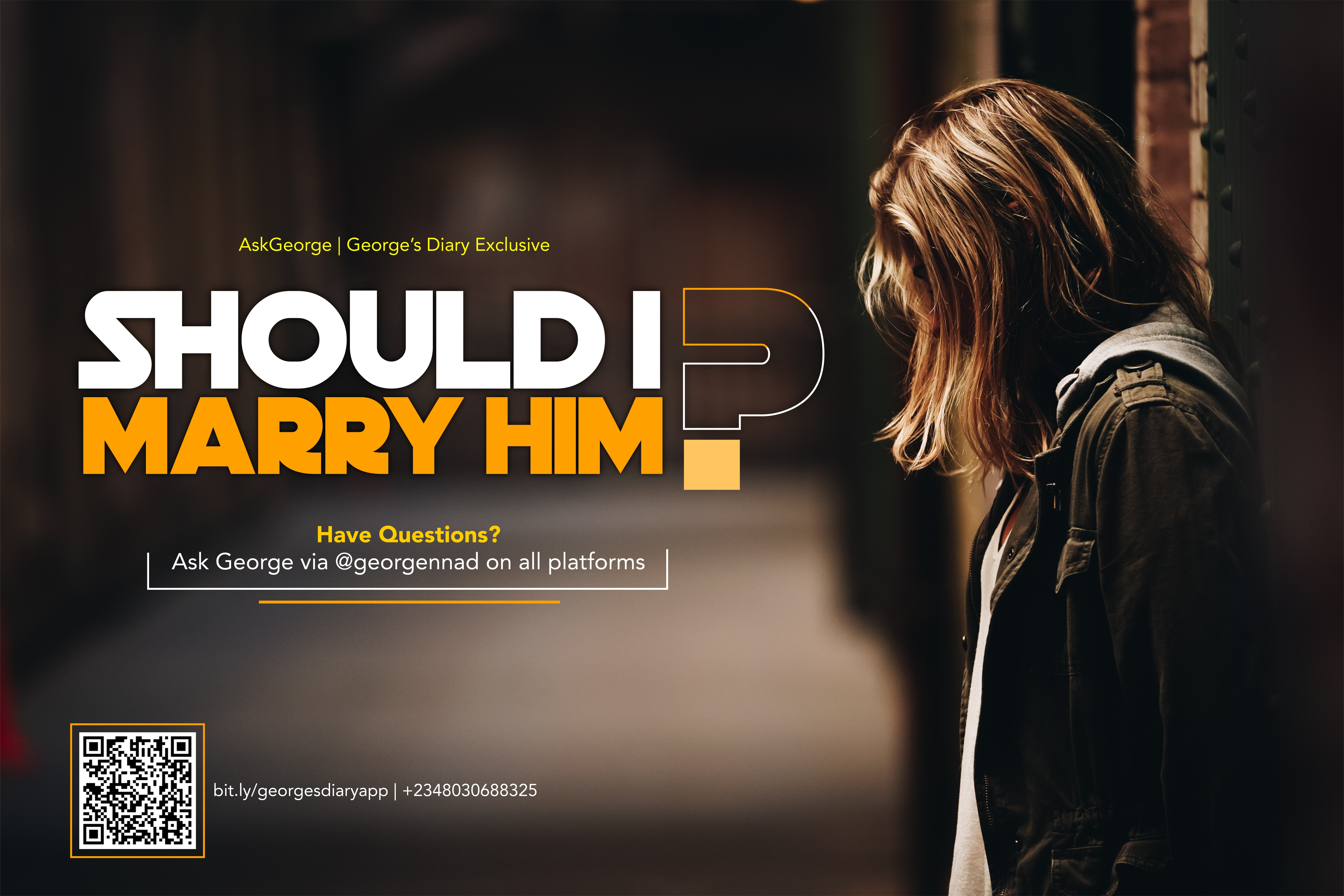 SHOULD I MARRY HIM