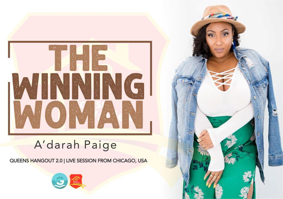 THE WINNING WOMAN