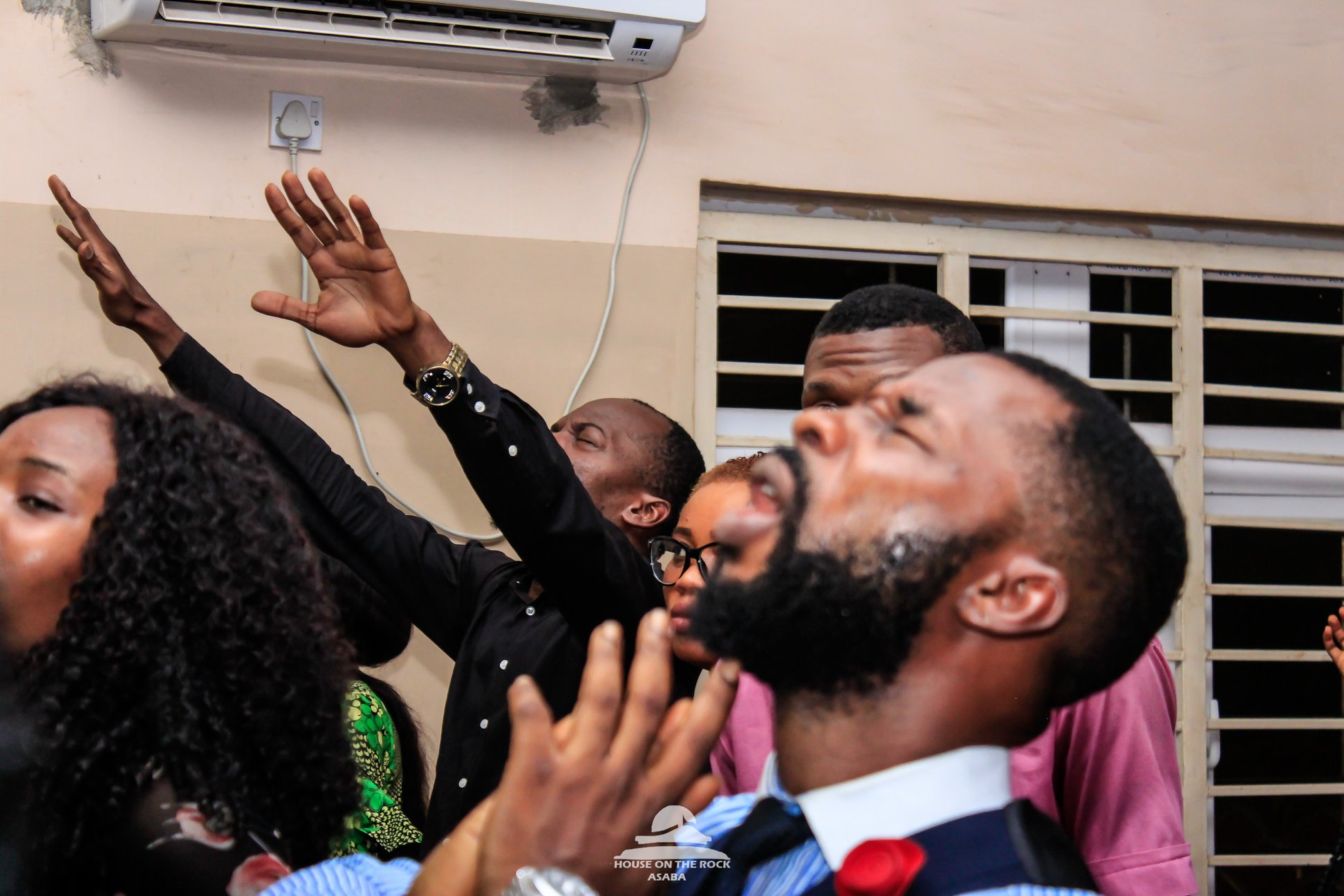 Onyedikachukwu George Nnadozie (GracefulGeorge) in House on the Rock Asaba