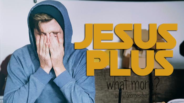 JESUS PLUS