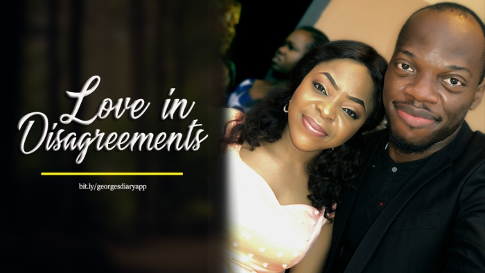 LOVE IN DISAGREEMENTS
