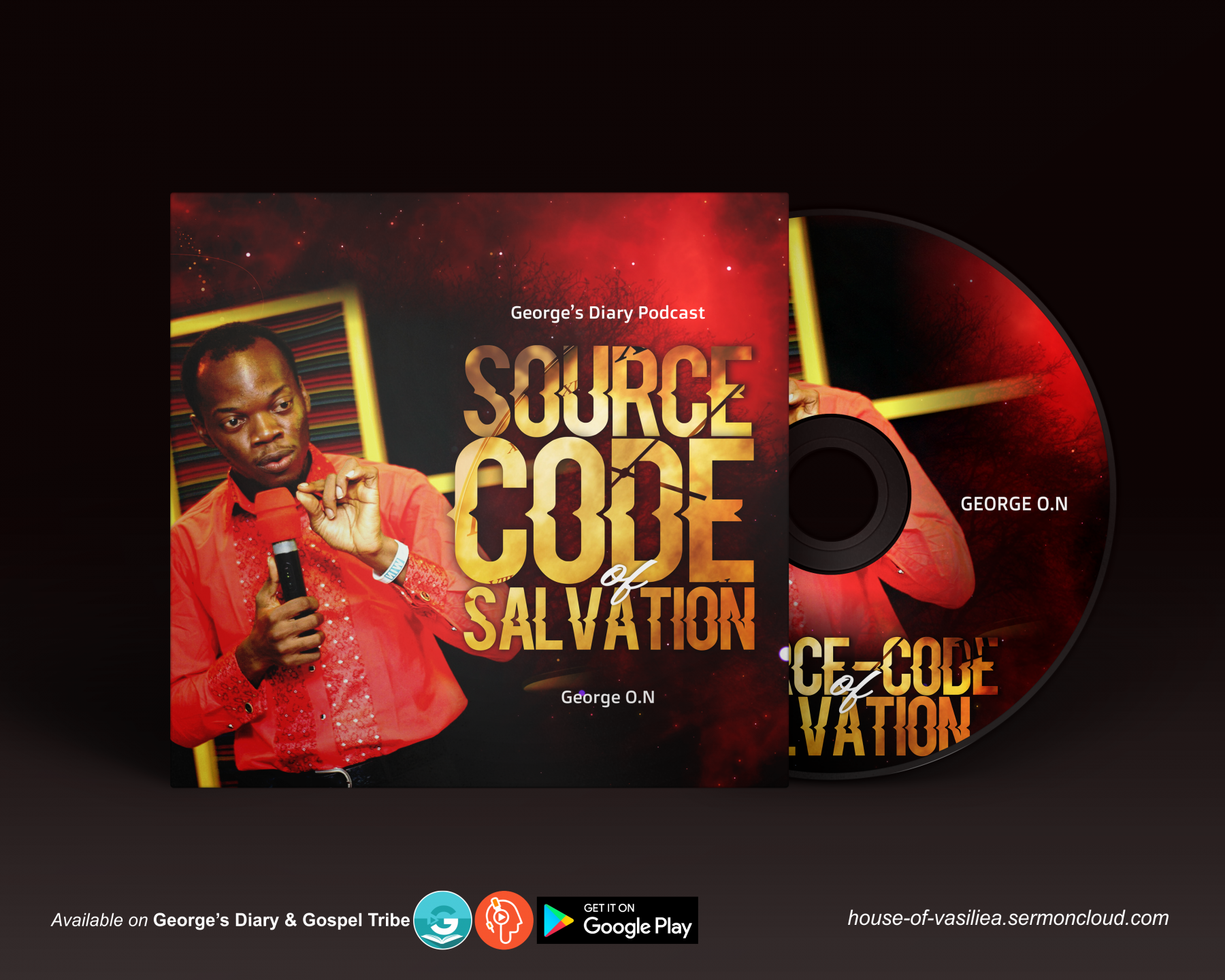 The Source-Code Of Salvation